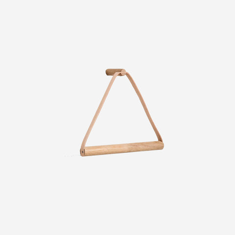 SIMPLE FORM. - By Wirth - Natural Towel Hanger - Towel Hanger