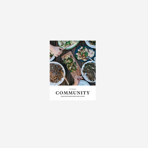 SIMPLE FORM. - Hetty Mckinnon - Community : Salad Recipes - Book