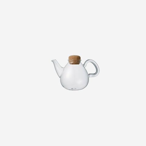 SIMPLE FORM. - Kinto - Plump Pot - Teapot