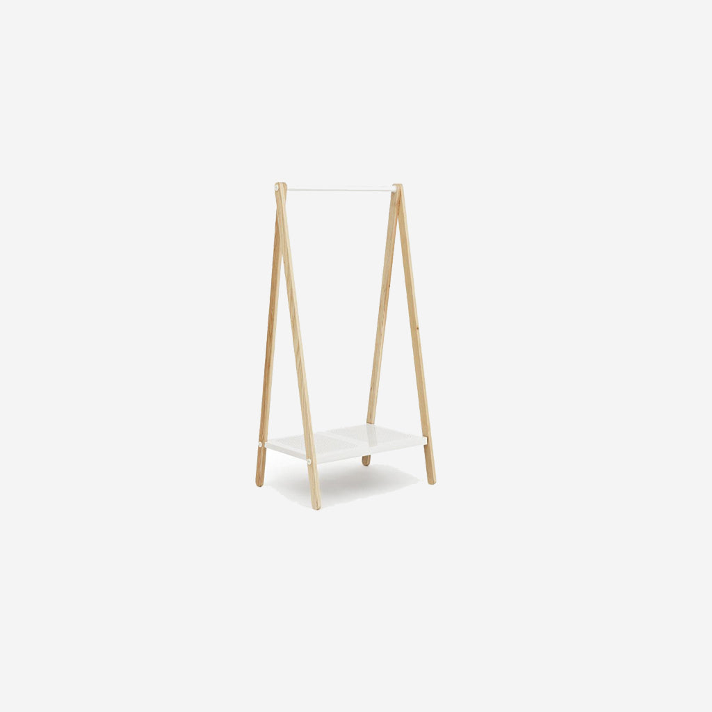 Normann copenhagen toj clothes rack small white clothing rack