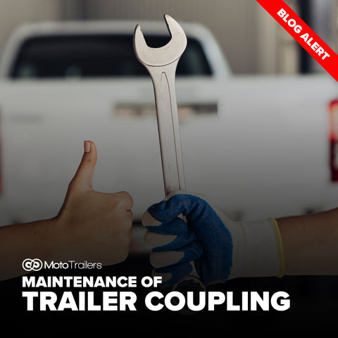 Tips on Maintenance of a Trailer Coupler