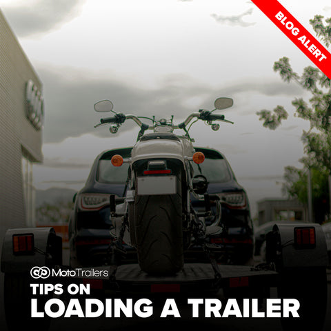 Tips on loading a trailer the right way