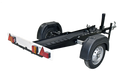 Collapsible Trailer - Moto Trailers