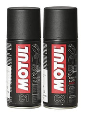 Motul Chain Lube Clean Combo 150ml