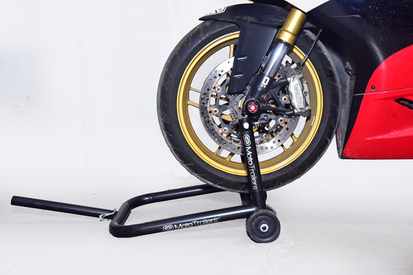 Premium Front Paddock Stand - Moto Trailers