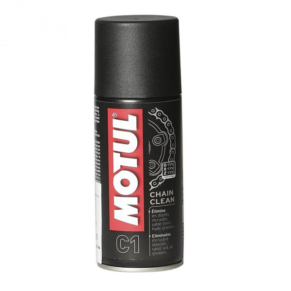 Motul Chain Lube Clean Combo 150ml - Moto Trailers