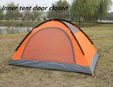 Double Layer 2 Person 4 Season Aluminum Rod Outdoor Camping Tent Topwind 2 Plus with Snow Skirt - Pacific NorthWest Lifestyle