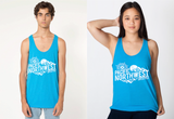 Pacific NorthWest Rugged Adventure Unisex Tank Tops