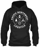 Pacific NorthWest Trail Hoodie - Pacific NorthWest Lifestyle