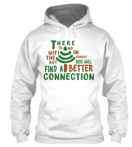 PNW Better Connection Hoodie - Pacific NorthWest Lifestyle