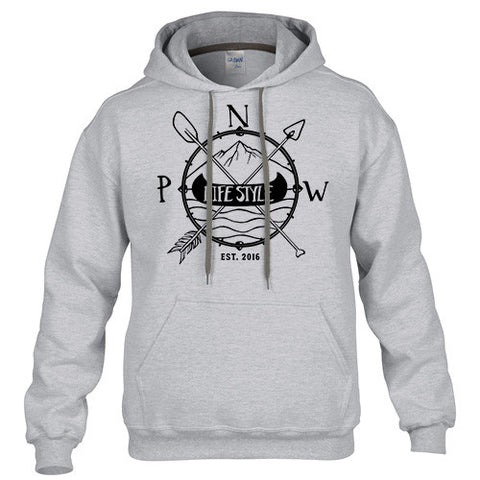 Pacific NorthWest Classic Hoodie - Pacific NorthWest Lifestyle