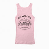 Get Wrecked - Unisex Wreck Beach Tank Top - Pacific NorthWest Lifestyle