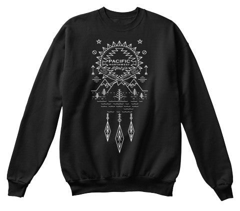 Pacific NorthWest DreamCatcher Unisex Crew