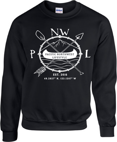 Pacific NorthWest Crewneck Sweater *Vancouver Edition*