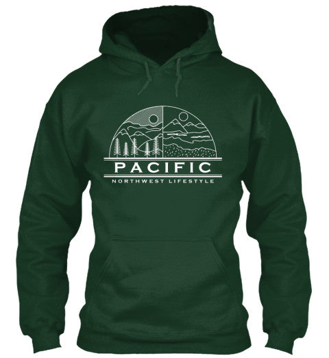 Pacific NorthWest Weather Hoodie