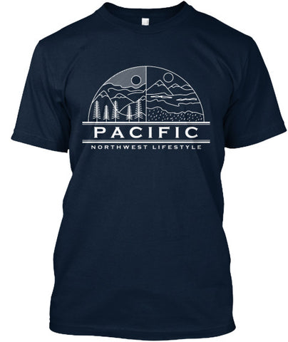 Pacific NorthWest Weather T-Shirt - Pacific NorthWest Lifestyle