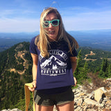 Pacific NorthWest Vintage Mountain T-Shirt - Pacific NorthWest Lifestyle