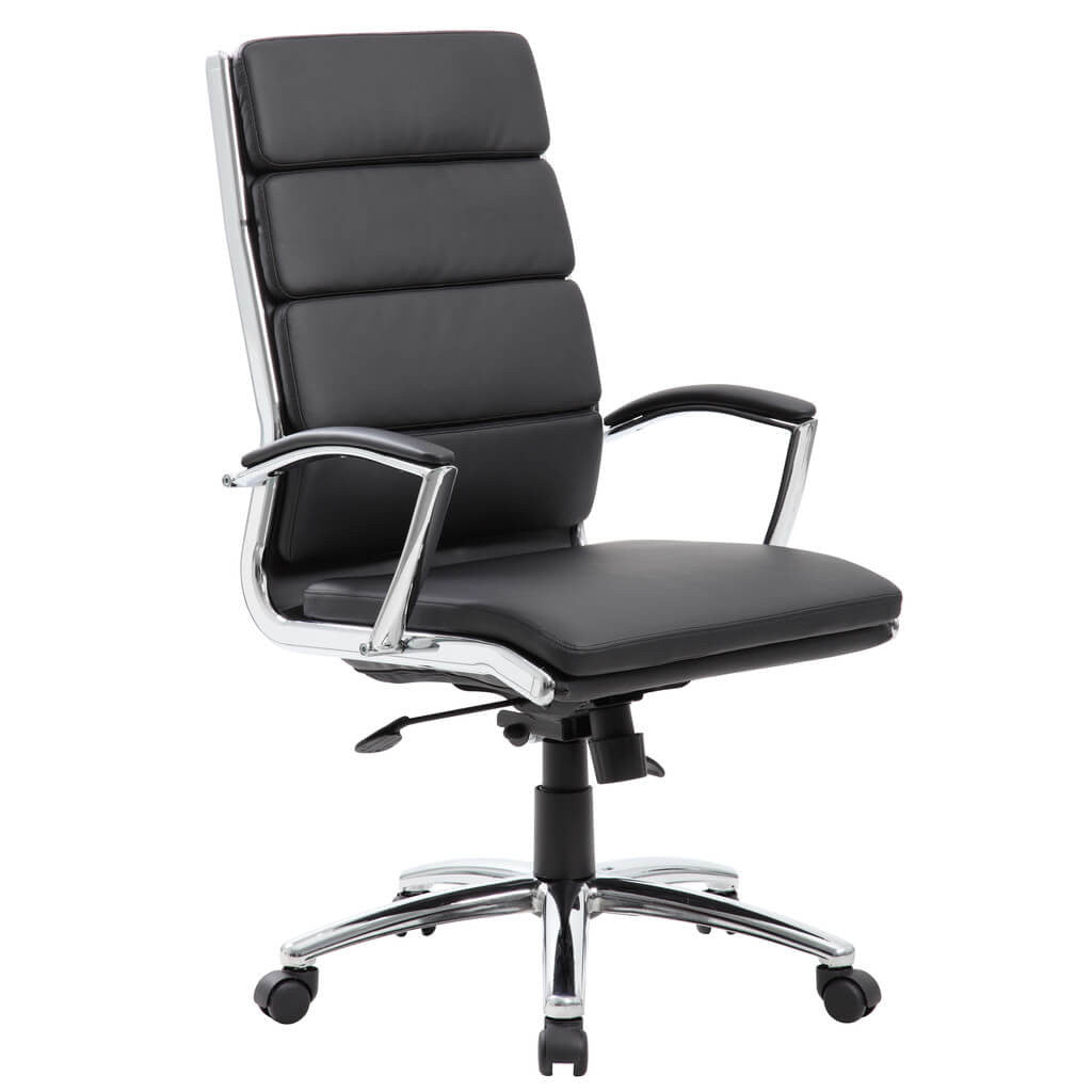 Adjustable High-Back Office Chair
