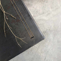 Kav Necklace / שרשרת קו שחור - studio oh design