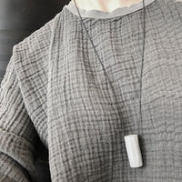 barrel necklace - unisex