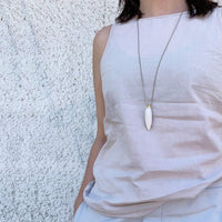 bright cone Necklace