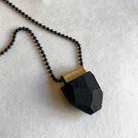 small DOK necklace / שרשרת דיסקון קטן - studio oh design