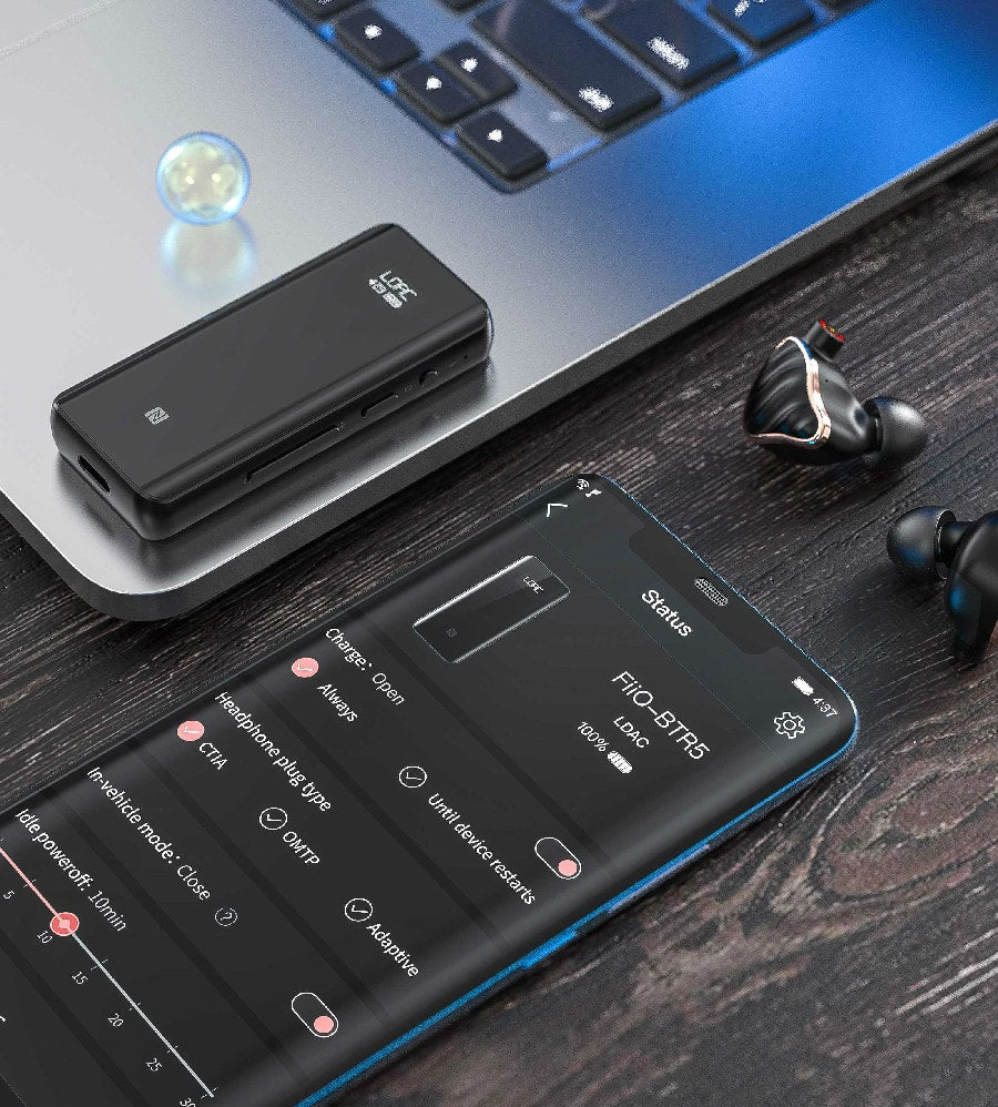 The FiiO Music App for iOS,Android,M11/M11PRO and X5III/X7/X7MKII update now!