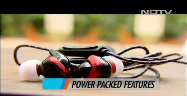 The FiiO F1 & F3 Has Been Featured In NDTV Gadget Guru Program