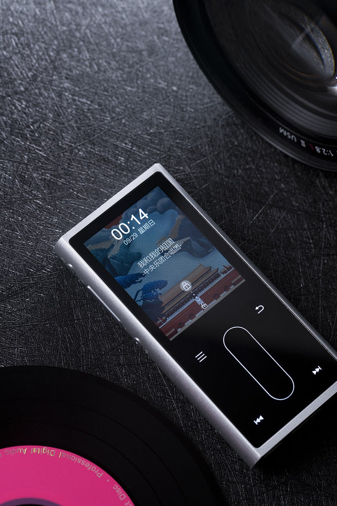 FiiO releases the new firmware FW1.4.3 for M3K