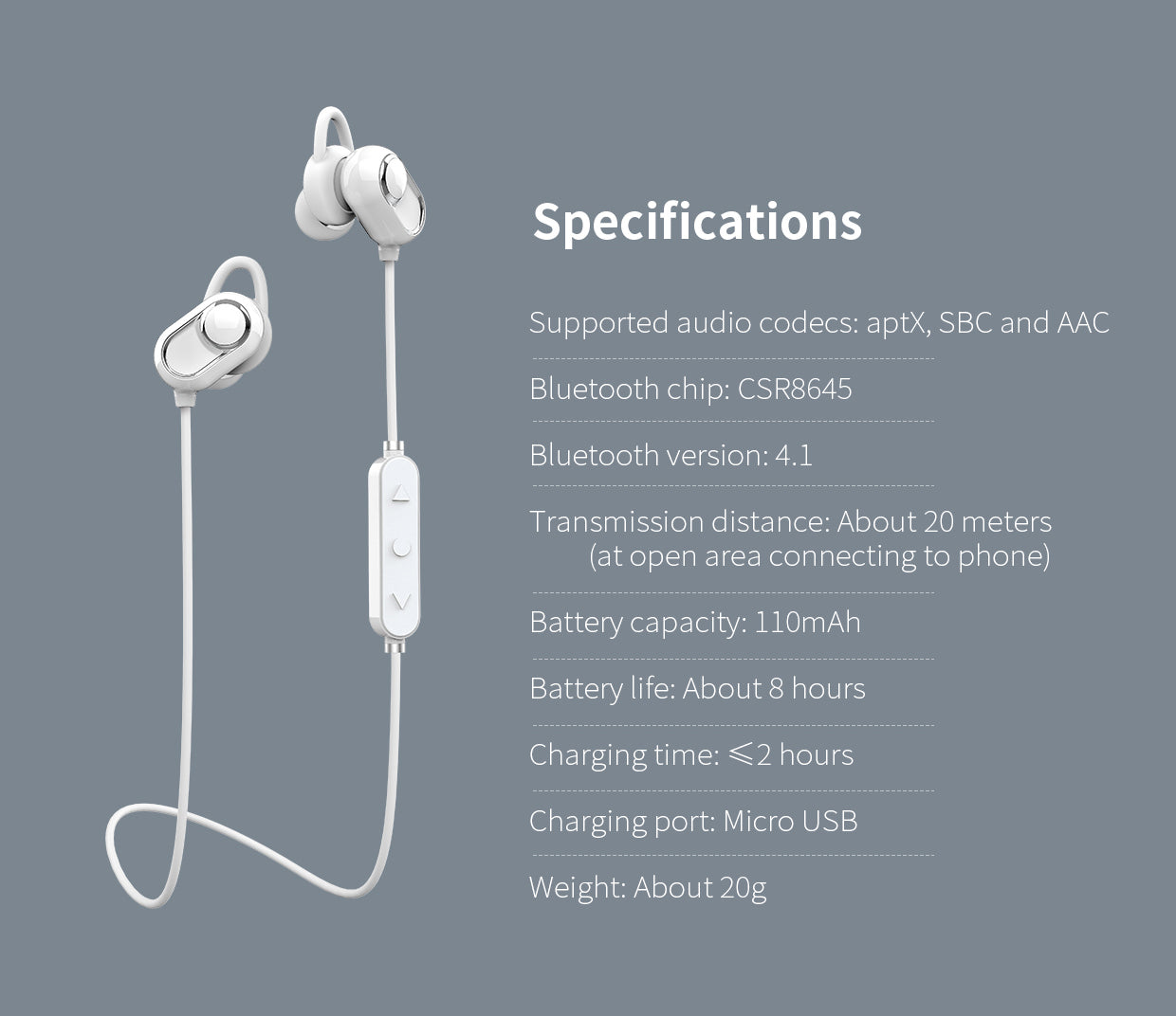 FiiO FB1 Specifications