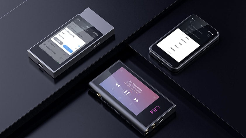FiiO releases the new firmware for M6/7/9 again!