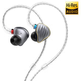 FiiO FH5 Quad Driver Hybrid In-Ear Monitors