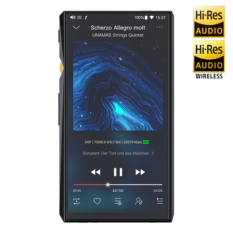 FiiO M11 Pro Portable High Resolution Audio Player