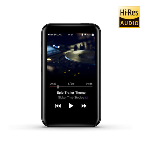 FiiO M6- LDAC Hi-Res Wireless Audio Codec Support | WiFi Streaming