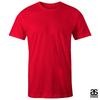 MEN'S AS 5001 T-SHIRT - RED