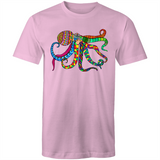 Mens T-Shirt - Octopus Ory