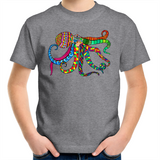 Octopus Ory - Kids Crew T-Shirt