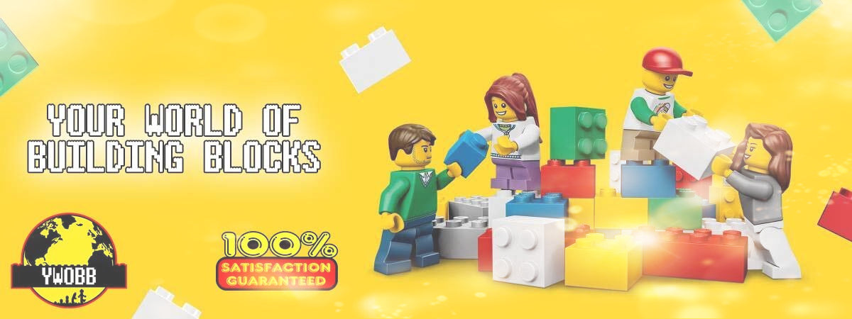 GOBRICKS Loose Bricks