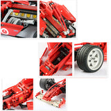 DECOOL 3334 Formula 1:10 Racing Car - Your World of Building Blocks