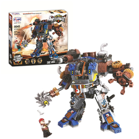 WINNER 8045 the Steam Machine - Your World of Building Blocks