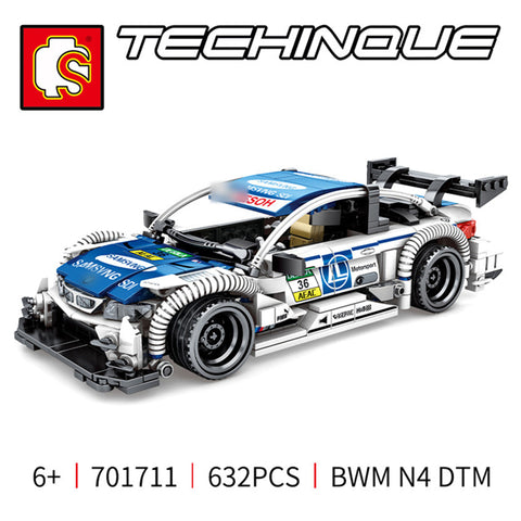 SEMBO 701711 BWM N4 DTM - Your World of Building Blocks