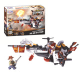 WINNER 8044 the Steam fighter - Your World of Building Blocks