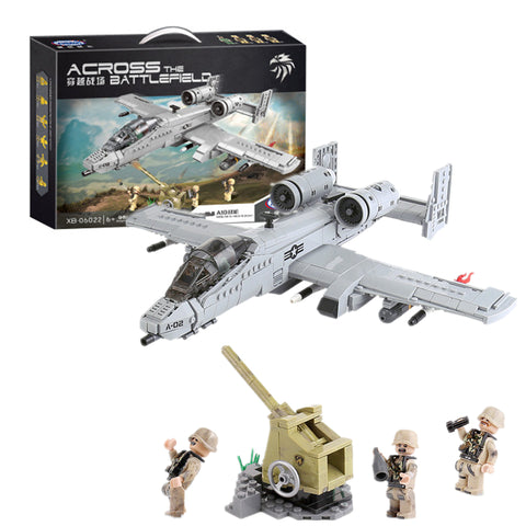XINGBAO XB-06022 The A10 Fighter