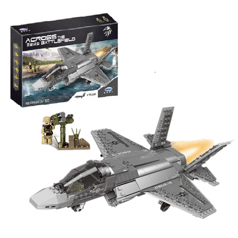 XINGBAO XB-06026 The F35 Fighter - Your World of Building Blocks