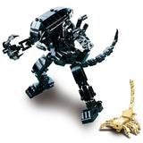 SLUBAN M38-B0720A/B Predator VS Alien - Your World of Building Blocks