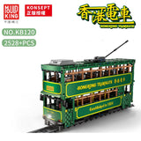 Mould King KB120 Hong Kong Tramways