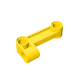 GOBRICKS GDS-1003 Pin Connector Perpendicular 2 x 4 Bent - Your World of Building Blocks