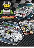 SY 6788-6791 Mini racing cars - Your World of Building Blocks