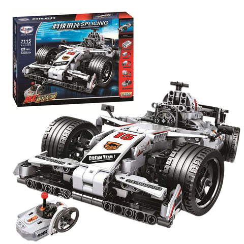WINNER 7115 RC Racing Car - Your World of Building Blocks