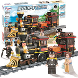 WINNER 5085-5091 Trains - Your World of Building Blocks